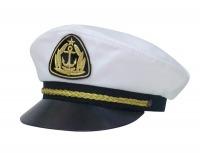 """Адмиралка158-10 белая, с регулировкой, золотой  шнур от Магазин спецодежды """"URSUS"""""""